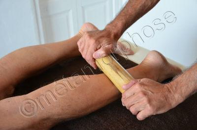 massage bambous bien-être